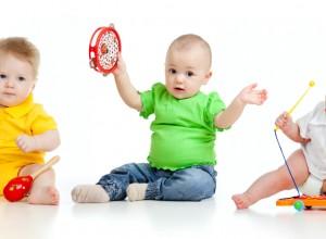 Η μουσική σύμμαχος στην ανάπτυξη των παιδιών
