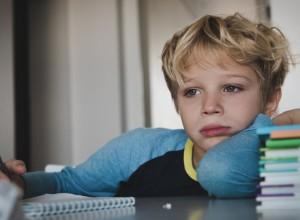 Άγχος στα παιδιά σχολικής ηλικίας