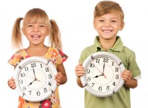 Πώς βοηθάω το παιδί να διαχειρίζεται σωστά το χρόνο του;