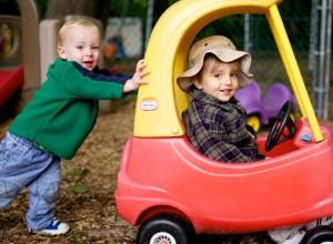 Η φιλία και ο ρόλος της στην ανάπτυξη του παιδιού