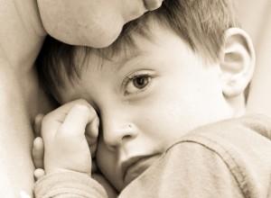 Ο φόβος στον κόσμο του παιδιού