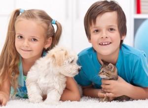10+1 λόγοι για να μεγαλώσει ένα παιδί με κατοικίδιο