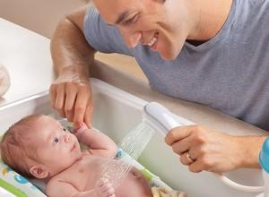 Το μπάνιο του νεογέννητου