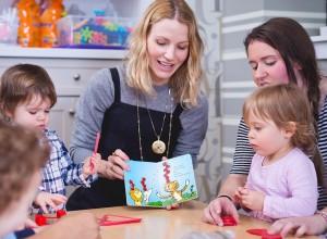 Πώς το νηπιαγωγείο συμβάλλει στην κοινωνικοποίηση του παιδιού;