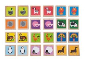 Παιχνίδια ενίσχυσης της οπτικής αντίληψης και της μνήμης