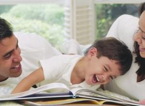 Με ποιο τρόπο λειτουργεί το παραμύθι στην σχέση γονέα-παιδιού;