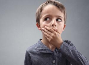 Όταν τα παιδιά λένε ψέματα