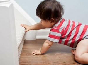 Η πτώση είναι η κύρια αιτία τραυματισμού παιδιών