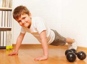 Το παιδί και η σωματική αγωγή