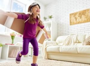 Θέατρο στο σπίτι: Αυτοσχεδιάστε με τα παιδιά