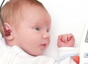 Έλεγχος της ακοής κατά την ανάπτυξη του παιδιού