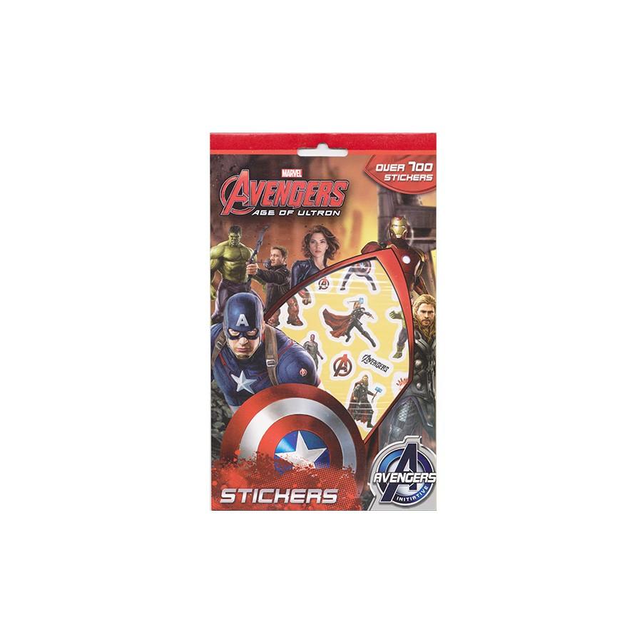 Αυτοκόλλητα Avengers 12081