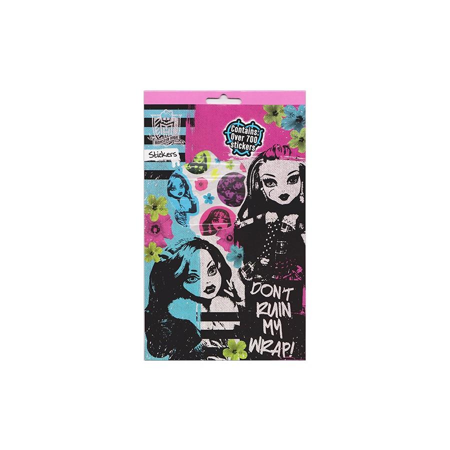 Αυτοκόλλητα Monster High 12085