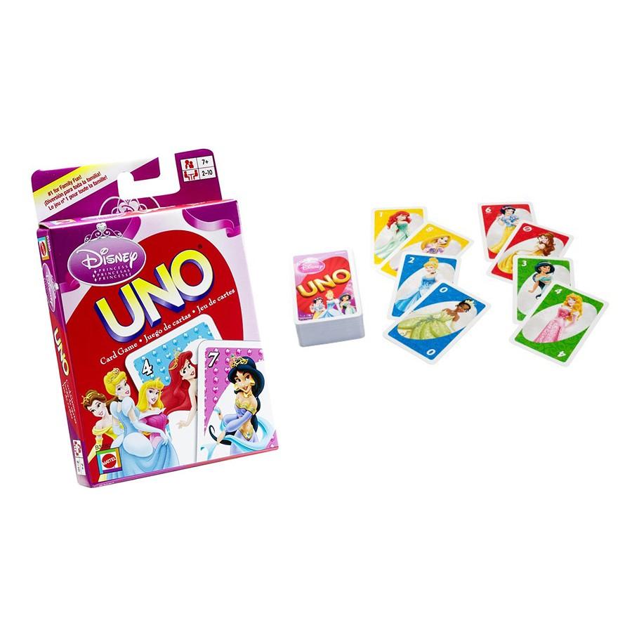 Κάρτες UNO Princess 12837