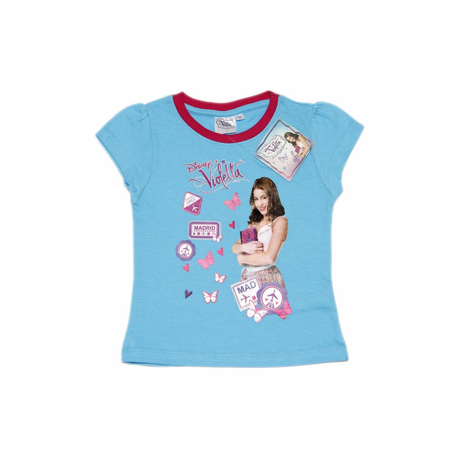 Μπλούζα Violetta 3, 4, 5 Χρονών 11562