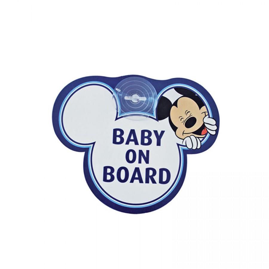 Σήμανση αυτοκινήτου Mickey Mouse 11500