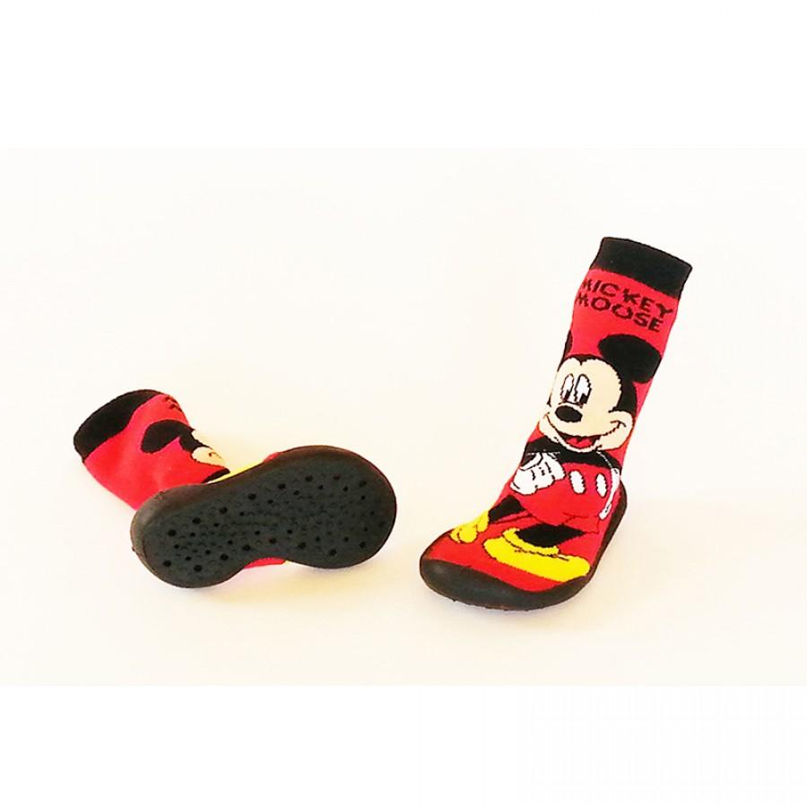 Βρεφικές καλτσοπαντόφλες Mickey Mouse 11937 Μέγεθος 18-19