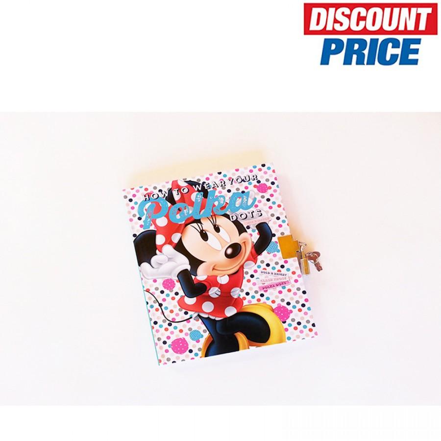 Ημερολόγιο σημειωματάριο Minnie Mouse 11984