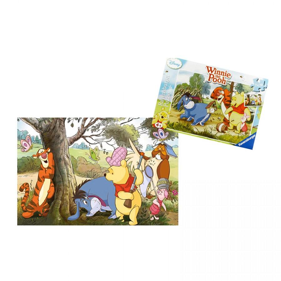 Παζλ Winnie the Pooh 4+ 11999