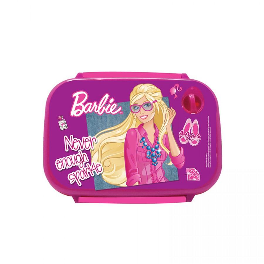 Δοχείο φαγητού Barbie 12050