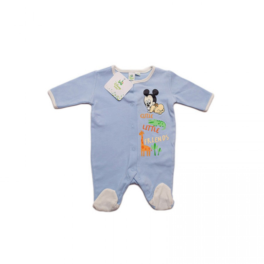 Βρεφικό φορμάκι νεογέννητο 0 Μηνών Mickey Mouse 12111