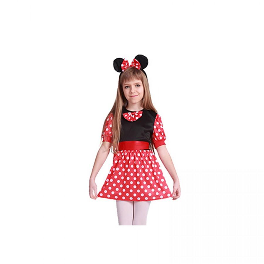 Φόρεμα Minnie Mouse 2-3, 4-5 Χρονών 12720
