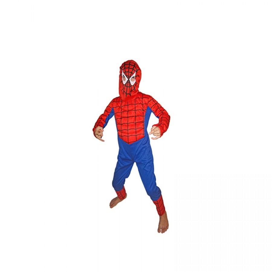 Στολή Spiderman 2-3 Xρονών 12721