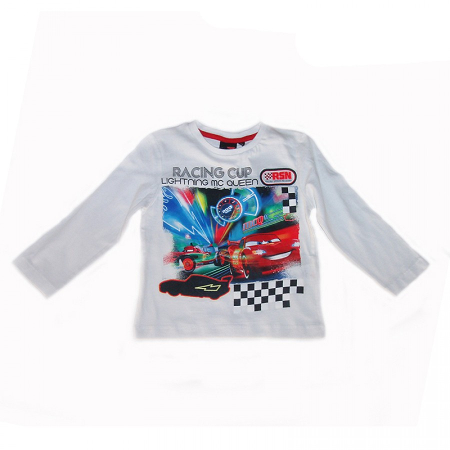 Μπλούζα Cars 3, 4, 8 Χρονών 12755