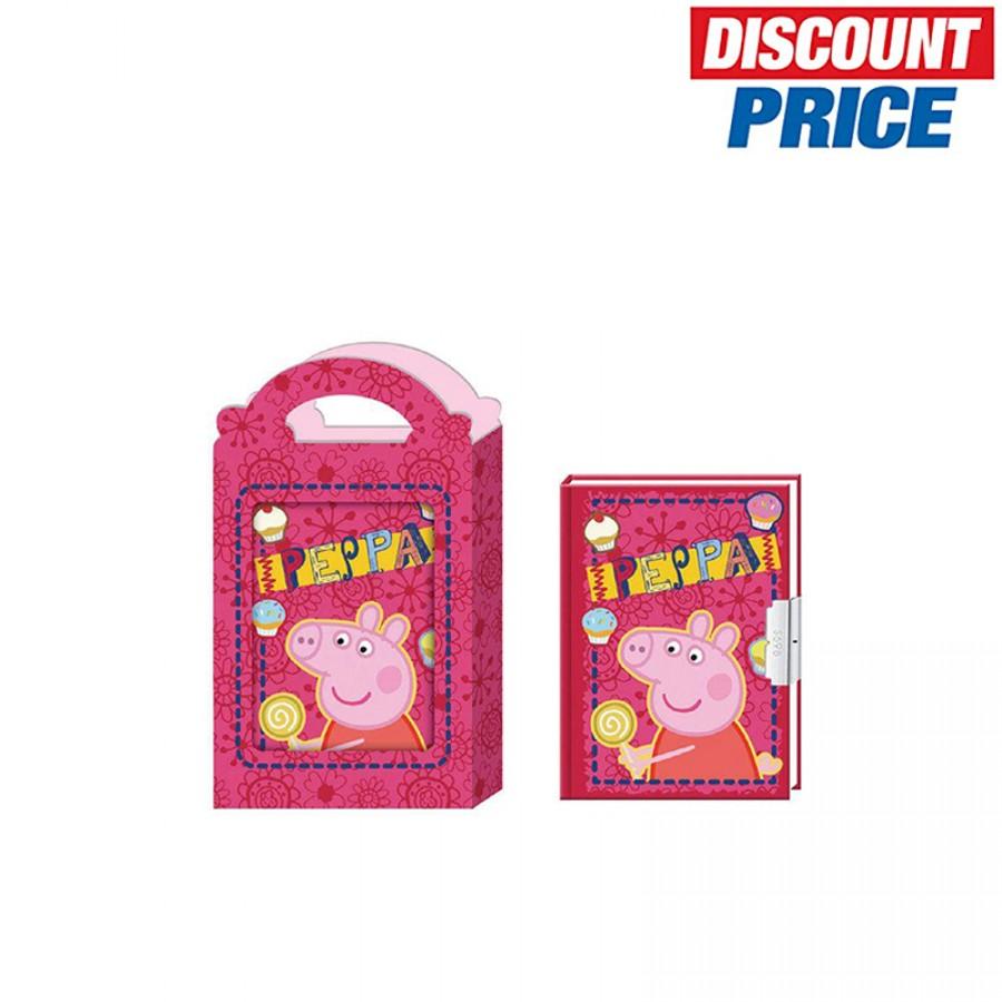 Ημερολόγιο σημειωματάριο Peppa Pig 12831