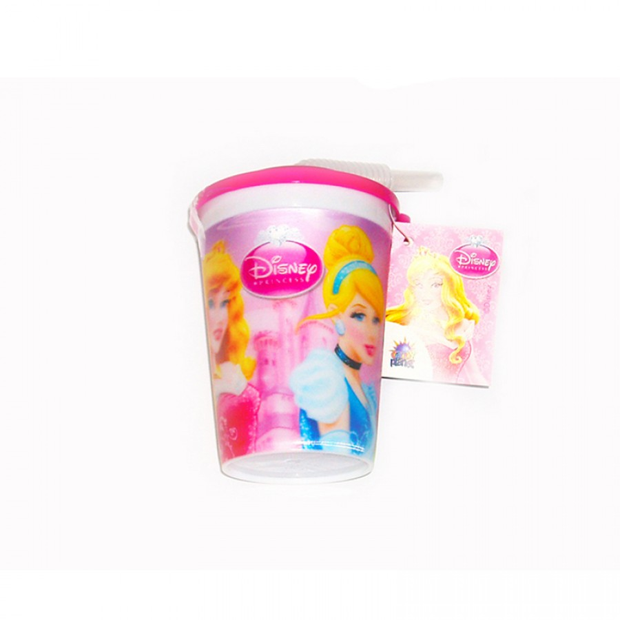3D Ποτήρι Princess 12849