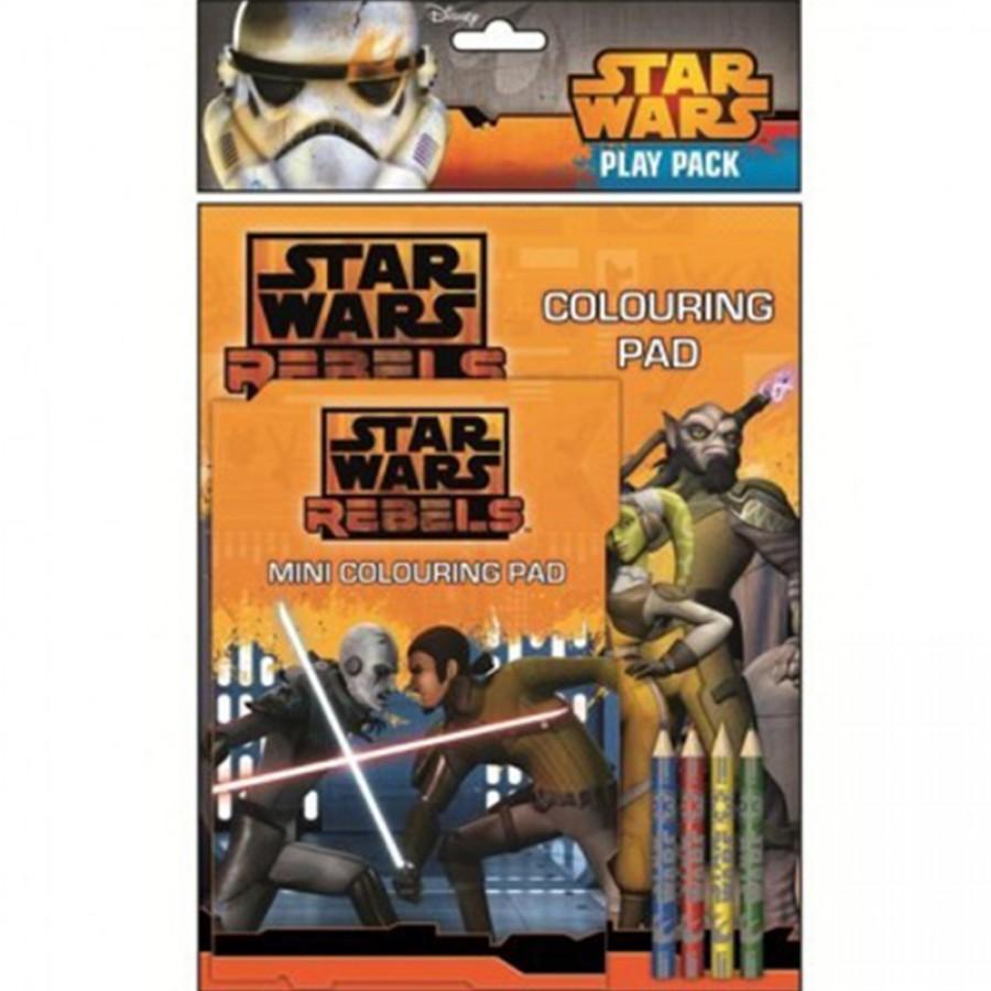 Σετ ζωγραφικής Star Wars 13023
