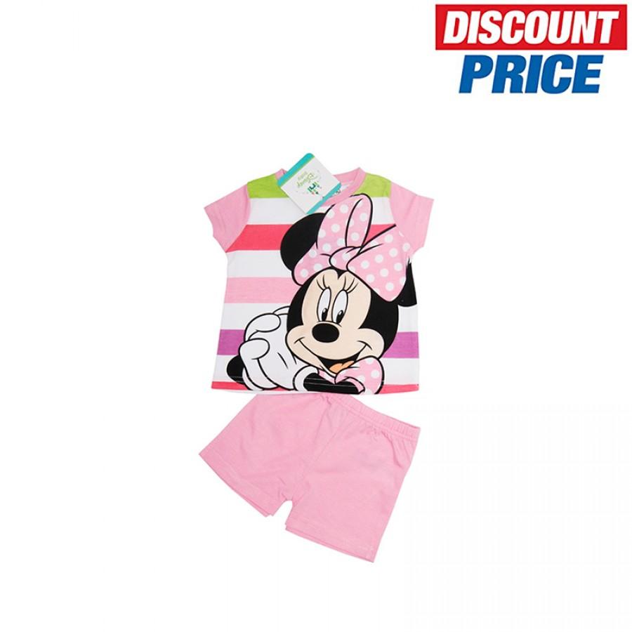 Βρεφικό σετ Minnie Mouse 6, 18 μηνών 13074