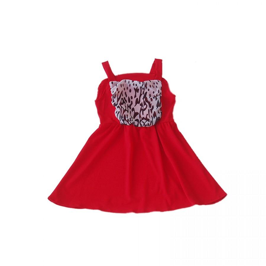 Αμάνικο φόρεμα 2-3 Χρονών 13090
