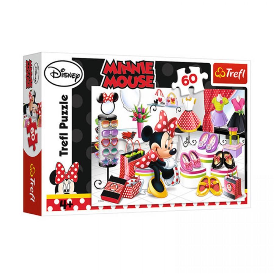Παζλ Minnie Mouse 4+ 13344