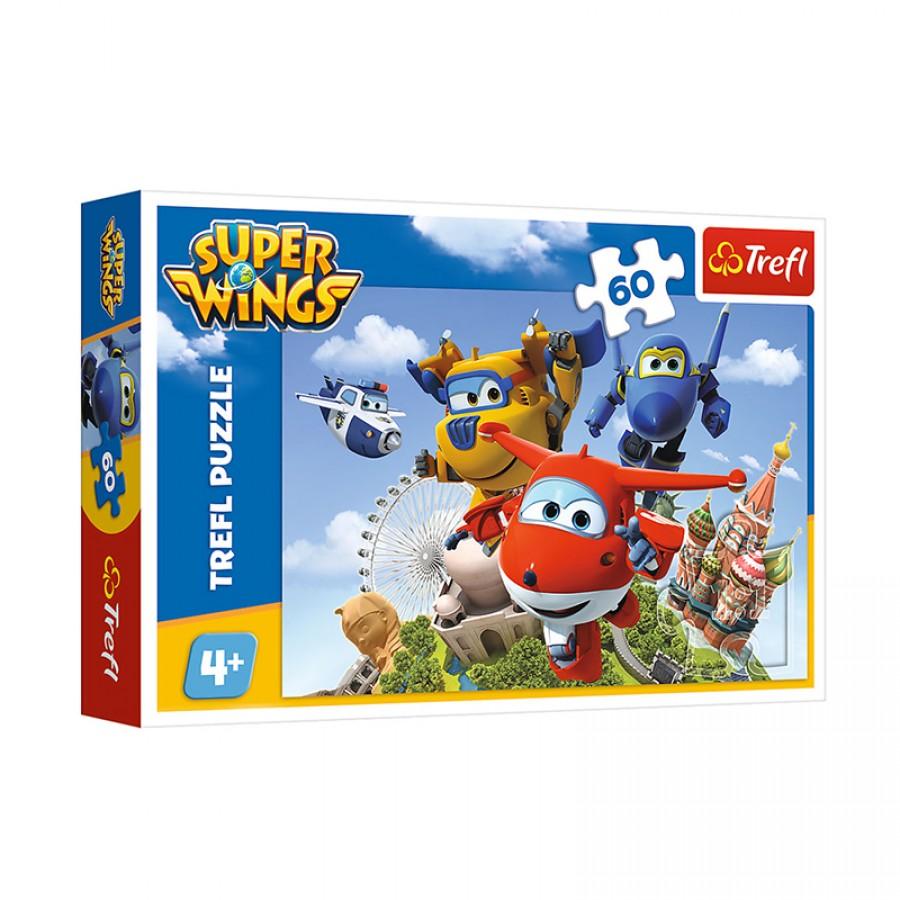 Παζλ Super Wings 4+ 13345