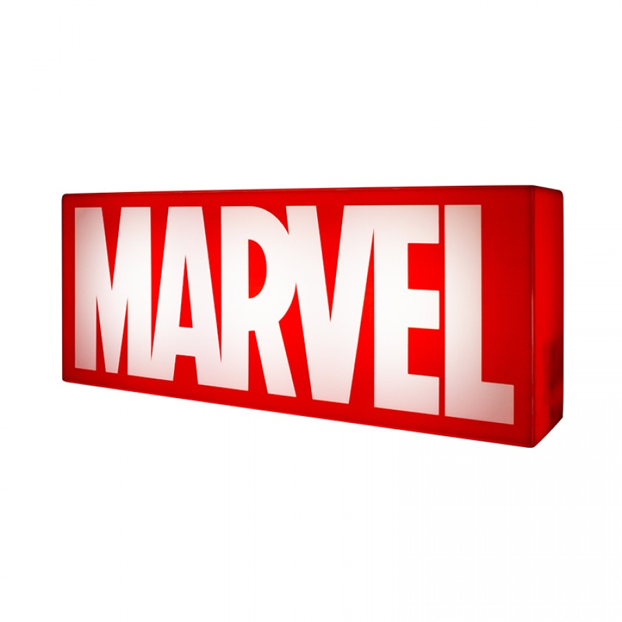 Φωτιστικό Marvel logo 13769