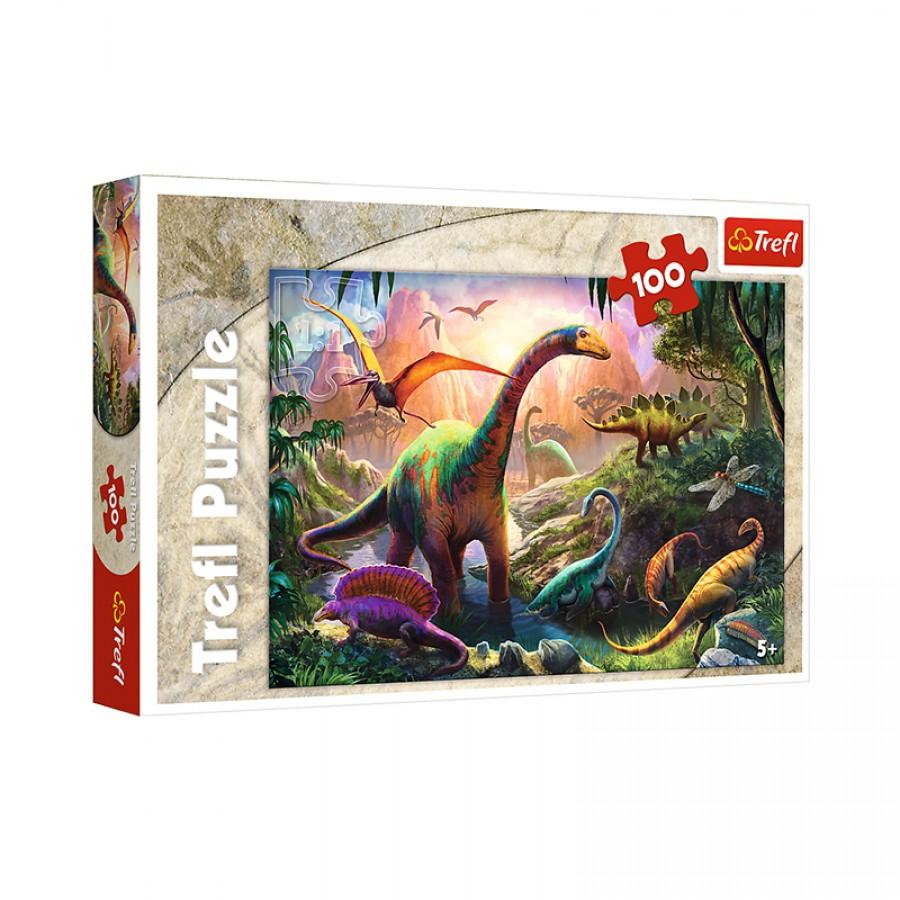 Παζλ Dinosaurs Land 5+ 14950