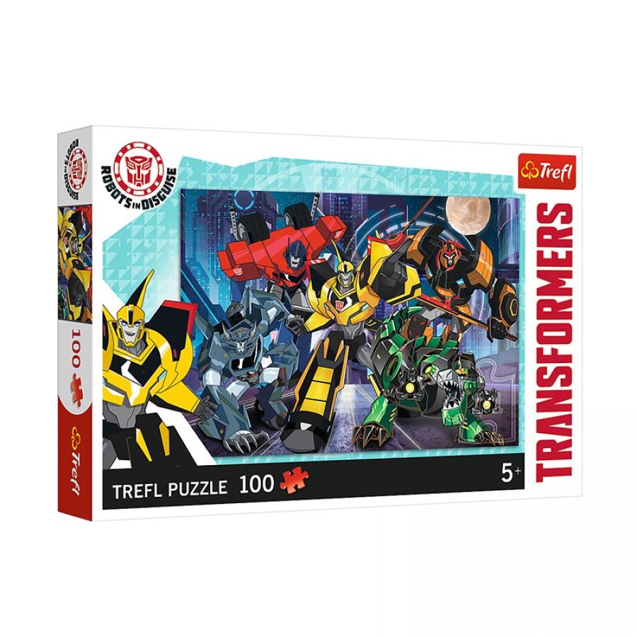 Παζλ Transformers 5+ 14953