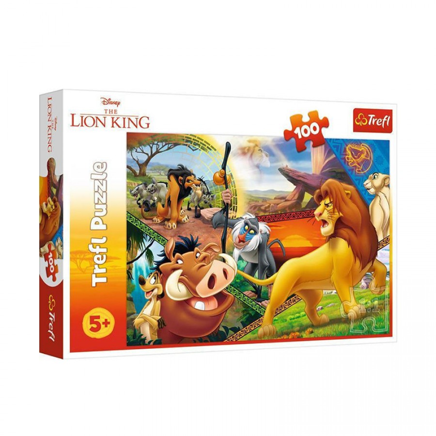 Παζλ Lion King 5+ 14962