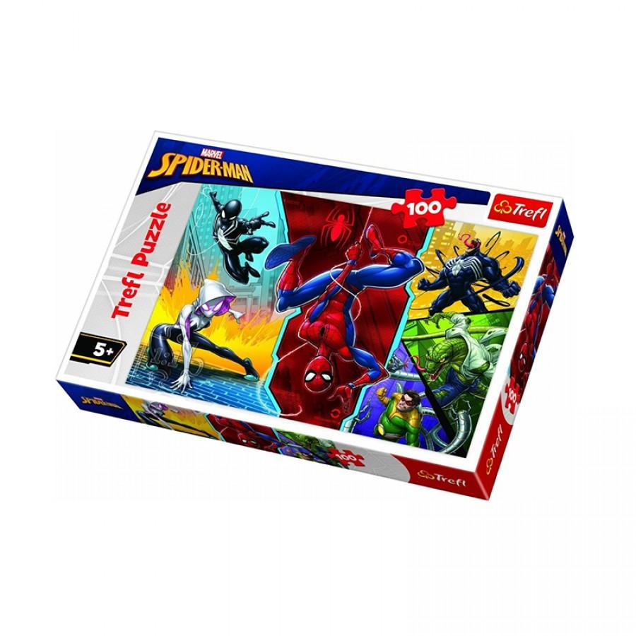 Παζλ Spiderman 5+ 14963
