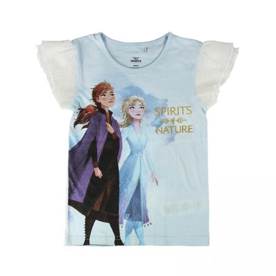 Μπλούζα Frozen 5, 6 χρονών 15043