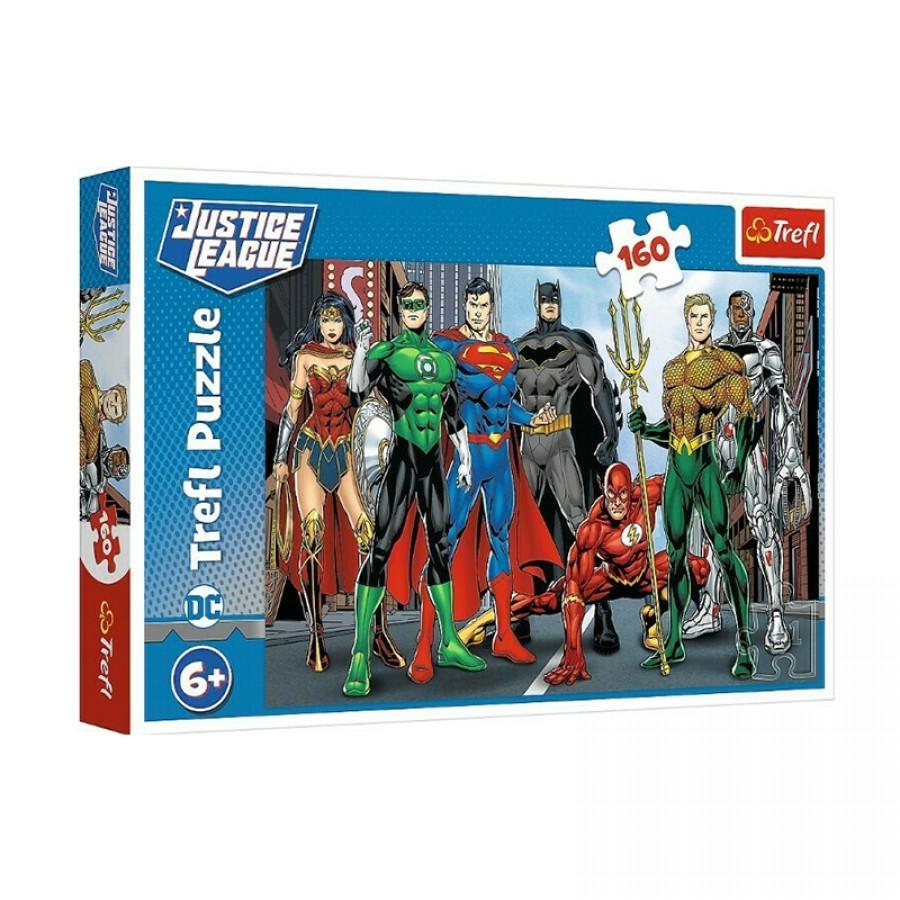 Παζλ Justice League 6+ 17366