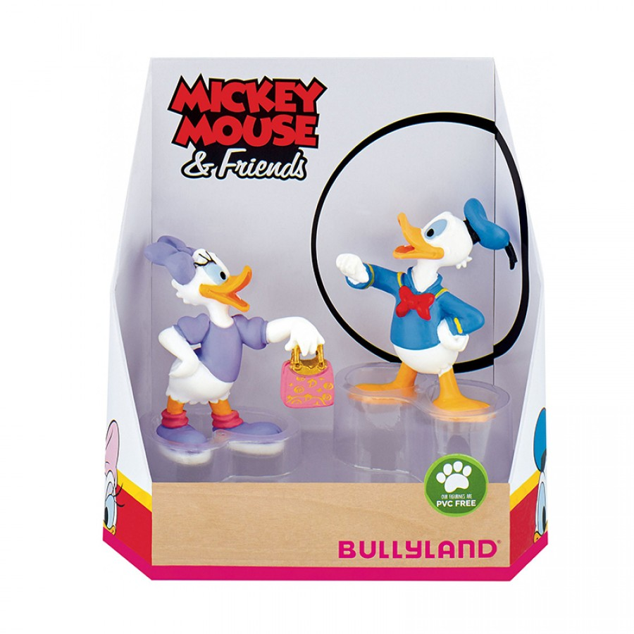 Φιγούρες Donald και Daisy Duck 18045