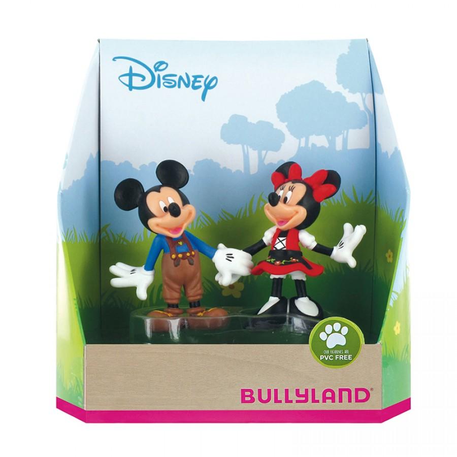 Φιγούρες Mickey και Minnie Mouse 18049