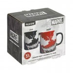 Marvel Comics Venom φλιτζάνι που αλλάζει χρώμα 19031
