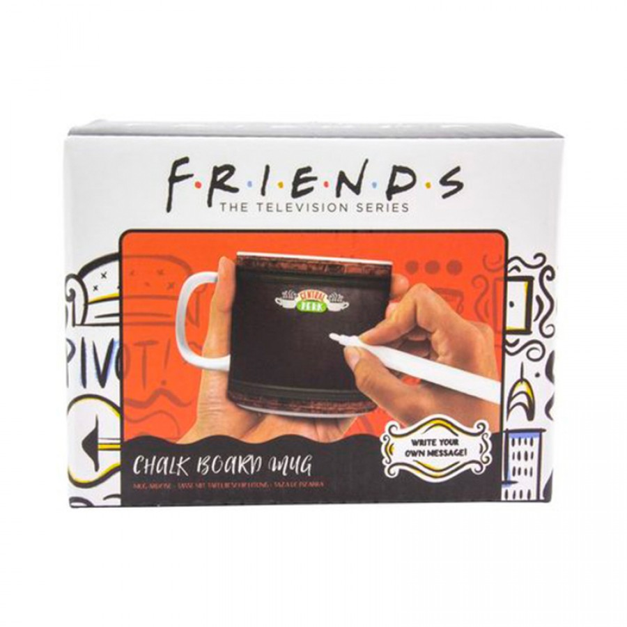 Friends Central Perk φλιτζάνι με μαυροπίνακα 19035
