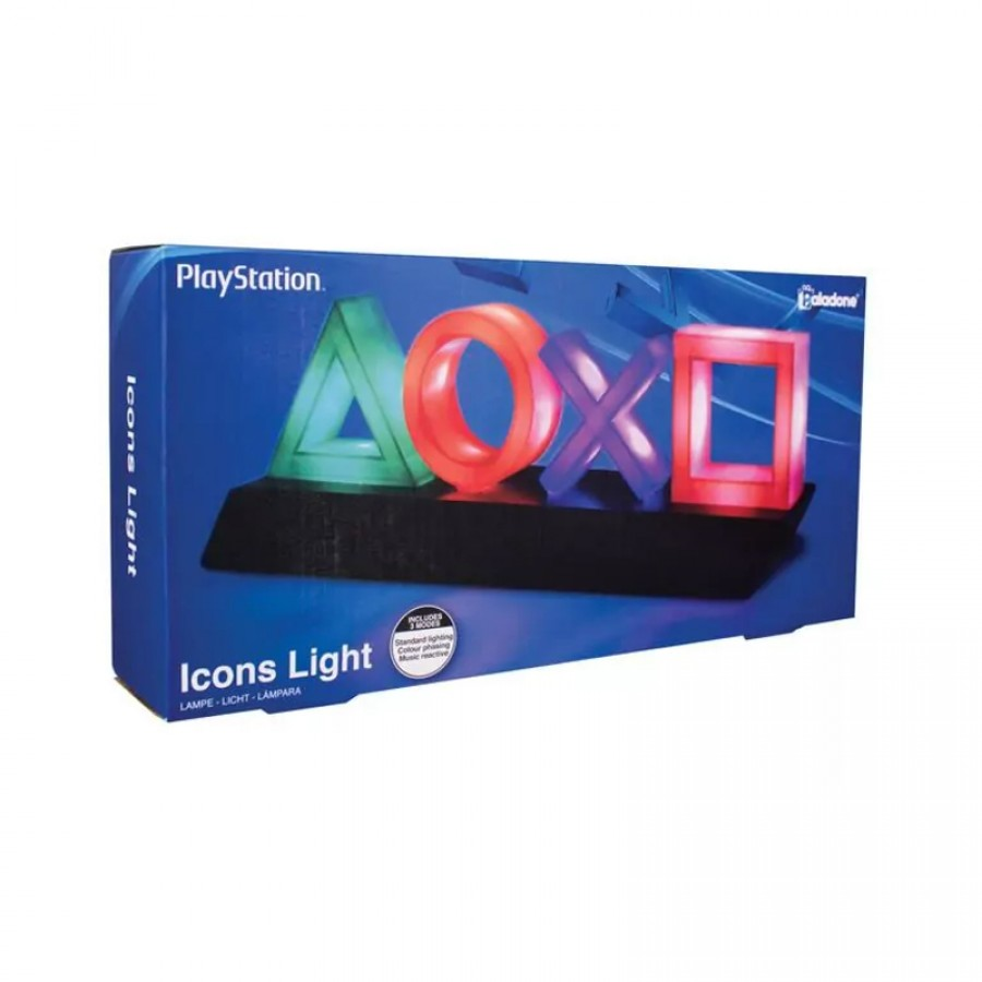 Playstation φωτιστικό Icons Light 19042