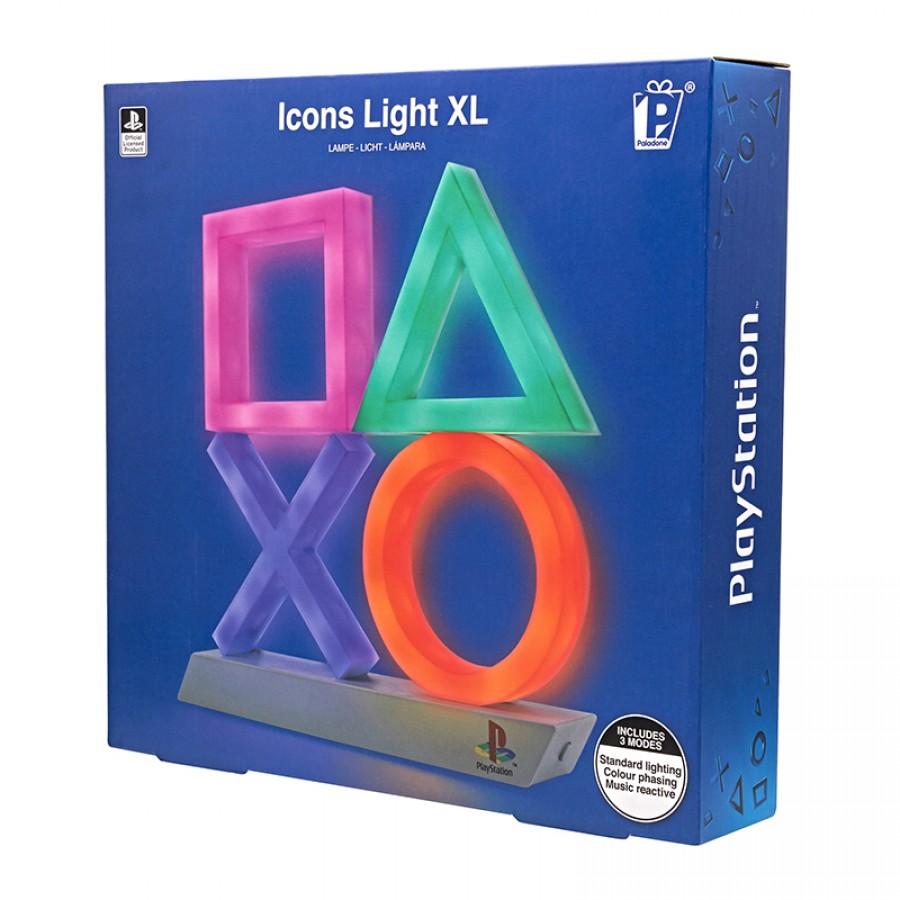 Playstation φωτιστικό Icons Light XL 19043
