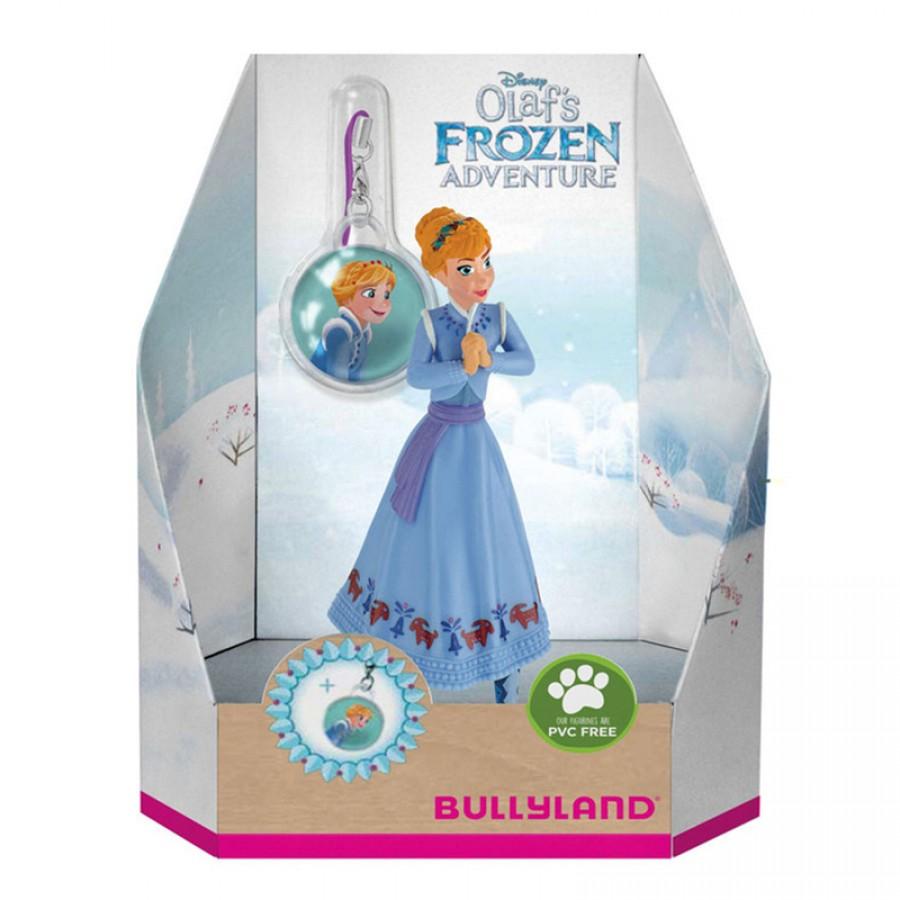 Φιγούρα Frozen Anna με φυλακτό 20081