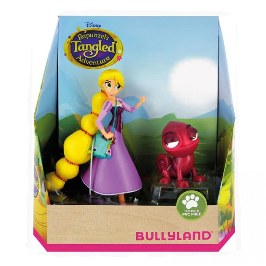 Φιγούρες Rapunzel και Pascal 20088